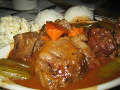 Ken&#8217;s Oxtail Stew