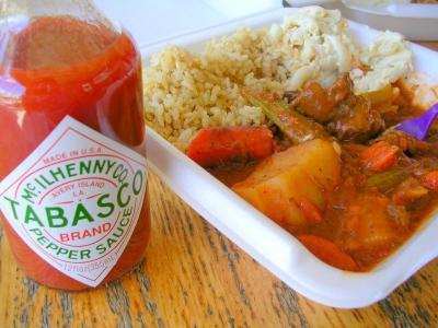Kaka`ako Kitchen's Beef Stew