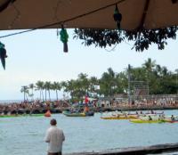 Kona Canoe Races