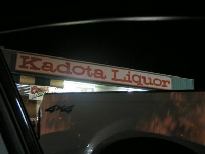 Kadota Liquor