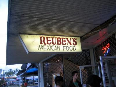 Reuben's Mexican Restaurant