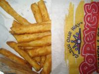 Popeye's Fries