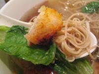 Closeup: Roast Pork & Roast Duck Mein from 1 Plus 1 Cafe