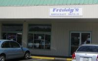 Freddy's sign
