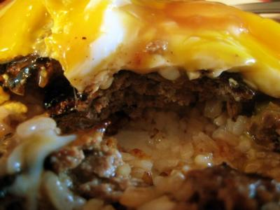 Homemade Loco Moco