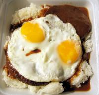 Mister D's Double Loco Moco
