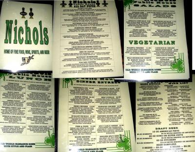Menu [click to zoom!]