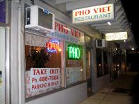 Pho Viet Restaurant Outside
