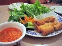 Pho Viet Spring Rolls